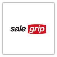 Logo sale grip